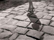 Heels on Cobblestones